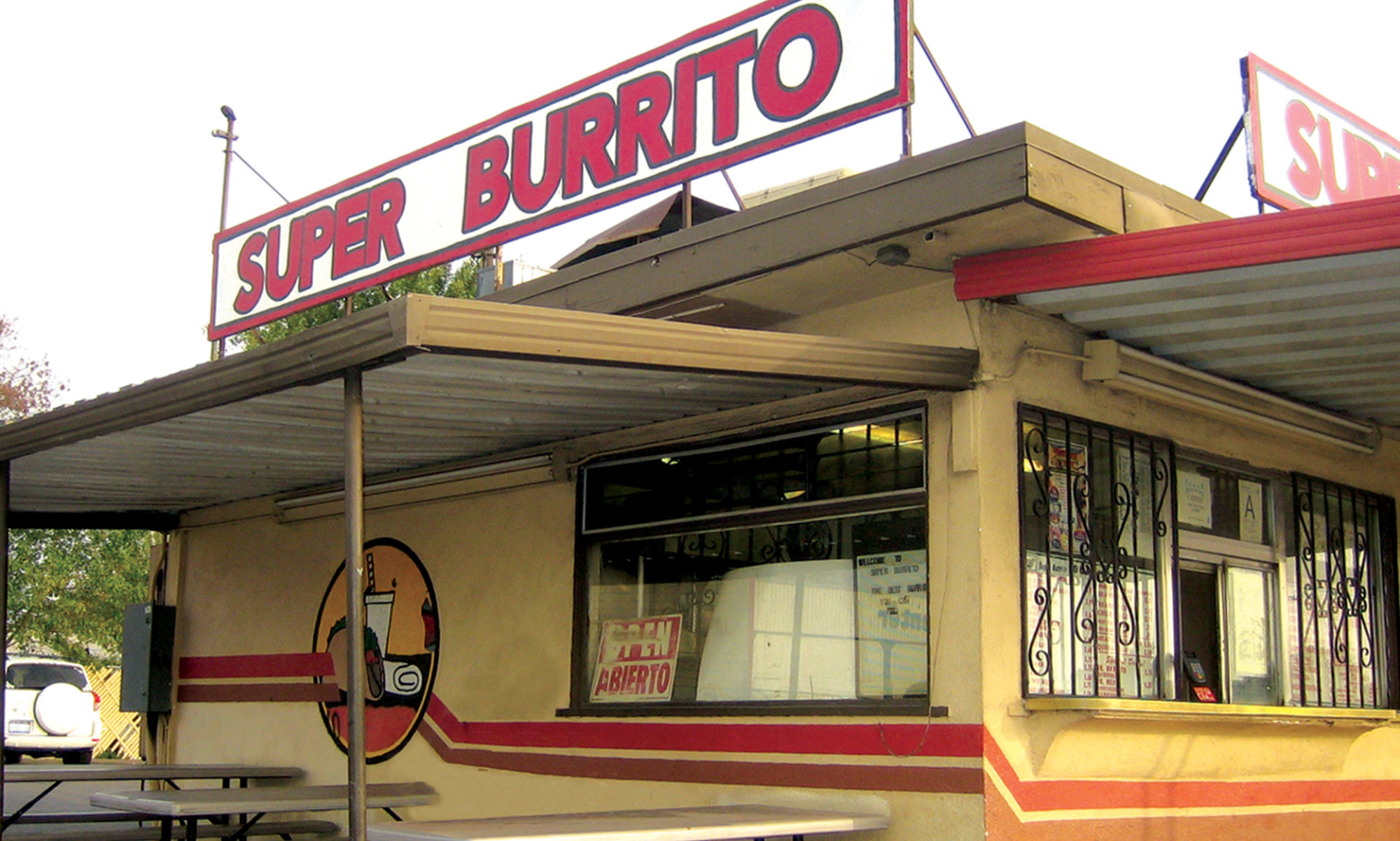 Super Burrito King Size
